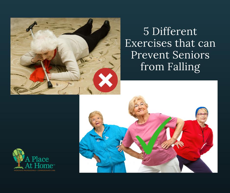 5 Different Exercises