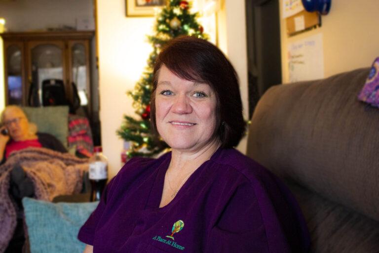 November Caregiver of the Month