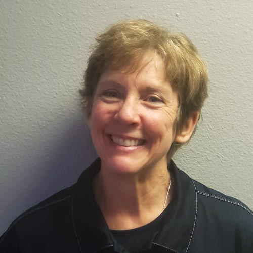 A headshot of Amy Raskin