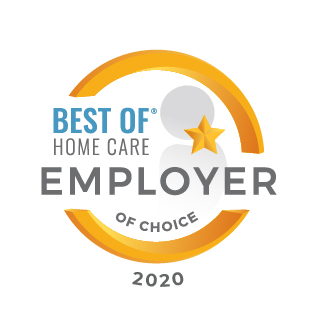 Best of Home Care Employer of Choice 2020