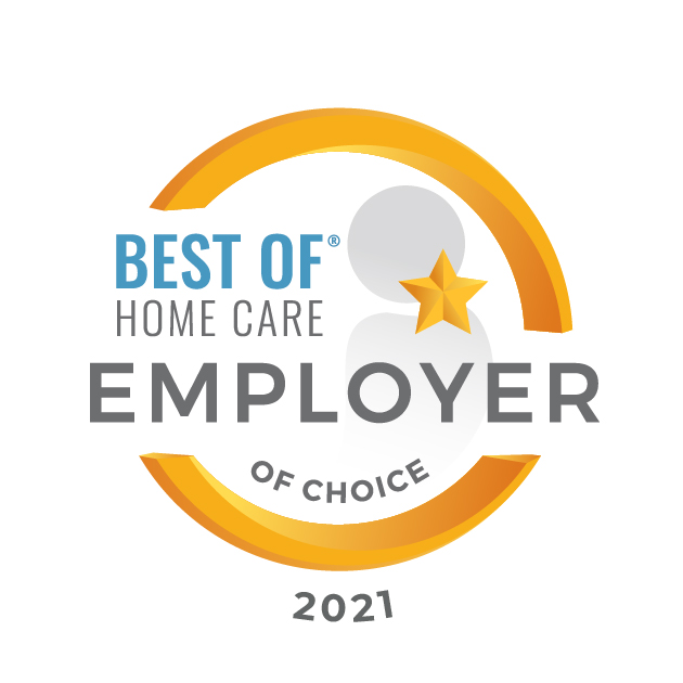 Best of Home Care Employer of Choice 2021