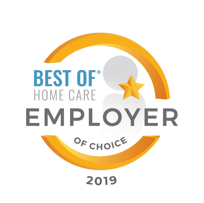 Best of Home Care Employer of Choice 2019
