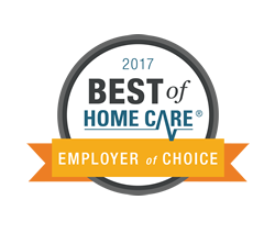 Best of Home Care Employer of Choice 2017