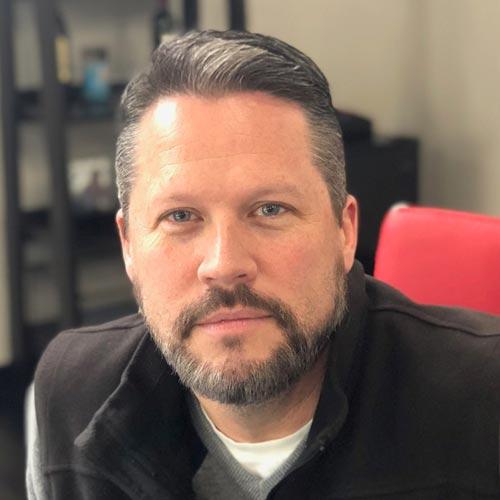 A headshot of Gary Lefreniere