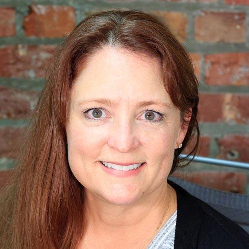 A headshot of Grace Bradley
