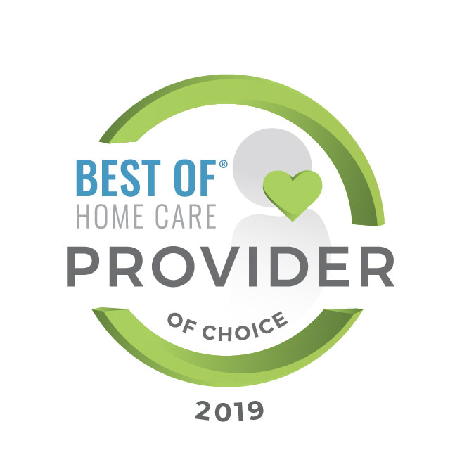 Best of Home Care Provider of Choice 2019