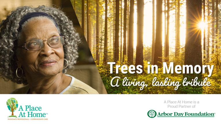 Arbor Day Foundation Trees in Memory